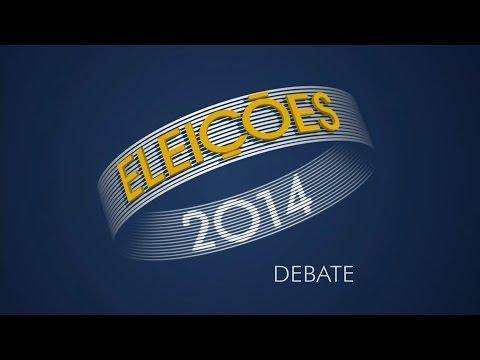 debate - Debate TV Globo dos Candidatos a Presidente ao vivo 02/10/2014 Especialmente para minha sobrinha querida Nath Freire.