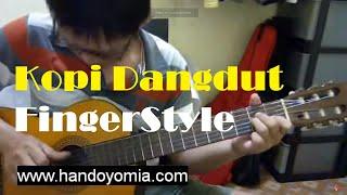 Download Lagu Kopi Dangdut ( Moliendo Café ) - Fahmi Shahab - Fingerstyle Guitar Solo Mp3