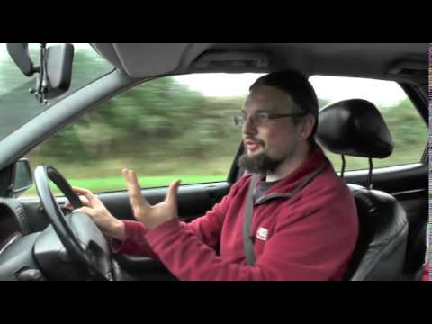 Citroen Xantia V6 road test review - YUM!
