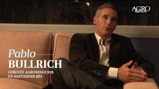 Pablo Bullrich - Gerente Agronegocios en Santander Río