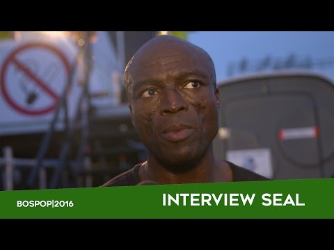 Bospop 2016 | Interview Seal