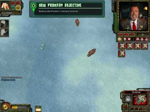 Red Alert 3 - Soviet Mission 8 - Easter Island Part 3 of 3