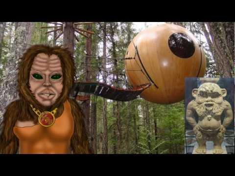 Hairy Dwarfs Extraterrestrials