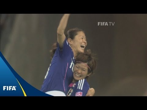 Japanese storm back to beat Swedes