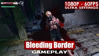 Видео Bleeding Border
