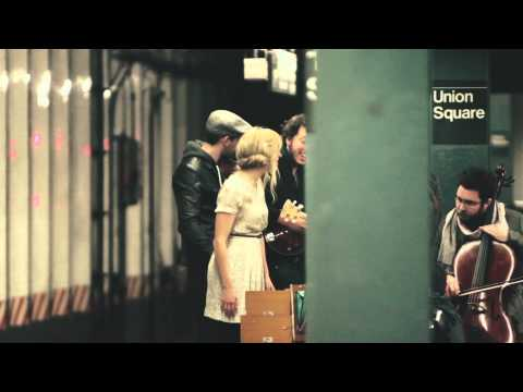 Gungor - Wake Up Sleeper - (on the subway)