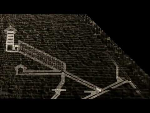 Pyramid - The Great Pyramid of Egypt, How was it Built- new solid theory, new evidence. JP Houdin. 2011 must see.PART -1-
