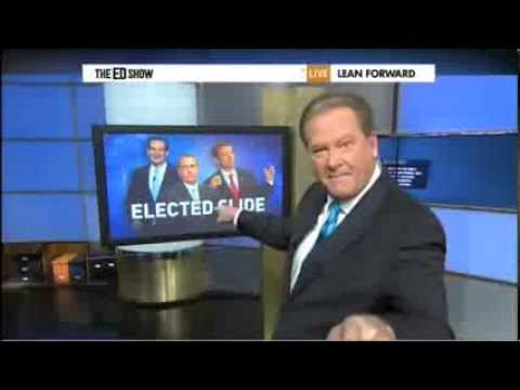 Ugly Stuff: MSNBC's 2013 Highlight Reel