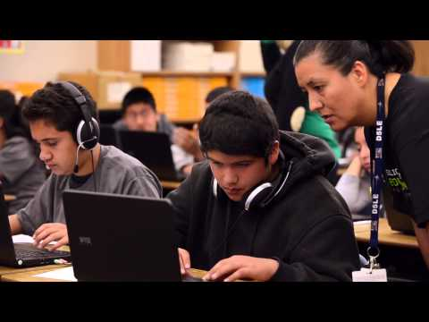 Dell Cloud Client Computing helps Silicon Valley Education Foundation prepare students for college.