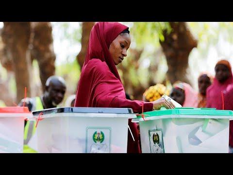 Nigeria: Präsidentenwahl - 84 Millionen an Urnen gerufen