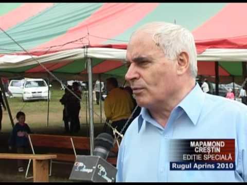 Mapamond crestin 319 - editie speciala Rugul Aprins - 5-9 August 2010 - Ponoara Bihor - partea 1/2