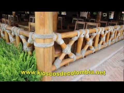 Kioscos de colombia 3 for Disenos de kioscos de madera