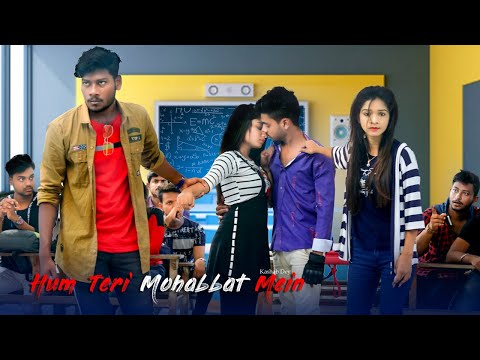 Hum Teri Mohabbat Mein | Collage Love Story | Keshab Dey | COME to LIFE | Pabitra & Payel