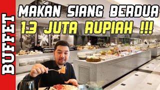 Video MAKAN SIANG ORANG KAYA JAKARTA - BERDUA 1.3 JUTA !! MP3, 3GP, MP4, WEBM, AVI, FLV Mei 2019