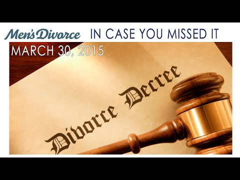 How Financial Advisors Can Assist During Divorce; Divorce Decree Modifications – ICYMI