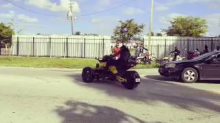 8. 2017 Can-am Spyder F3s Burnout