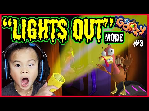 GOOZY! Lights Out Mode and Thanksgiving Update can (FGTeeV Escape? #3)