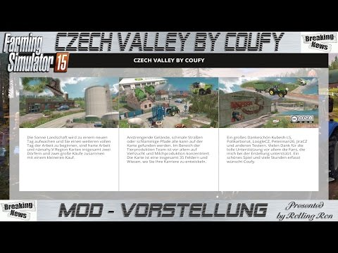 Czech Valley SOIL MOD v1.1 by Coufy