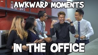 Video Awkward Moments In The Office MP3, 3GP, MP4, WEBM, AVI, FLV April 2019