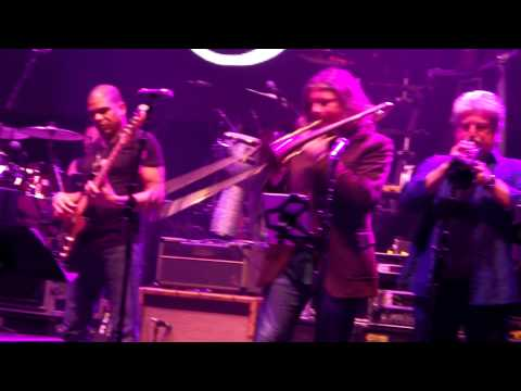 Allman Brothers Band, Tears Of Rage, Beacon NY 3-5-13