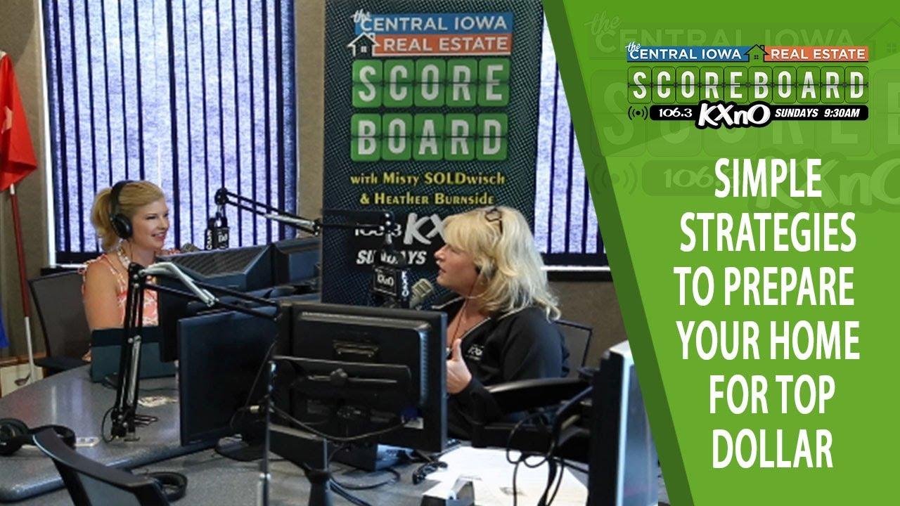 Central Iowa Real Estate Scoreboard: Episode 7