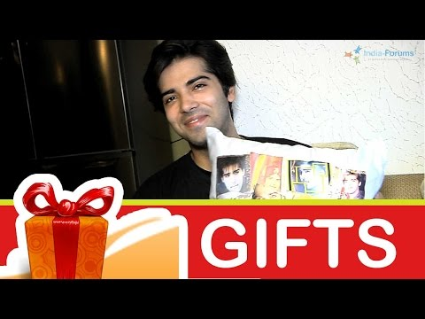 Kinshuk Mahajan's gift segment