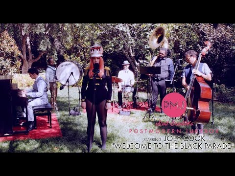 Welcome to the Black Parade – My Chemical Romance (New Orleans Marching Band Cover) ft. Joey Cook