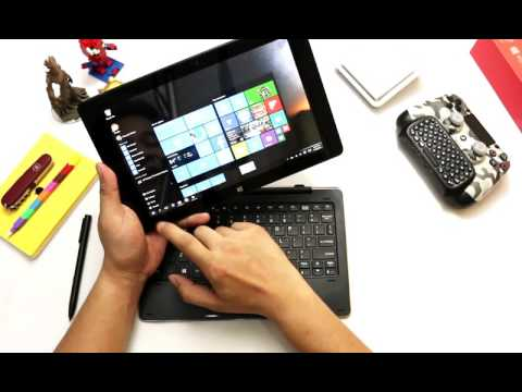 Unboxing O+ Notepad 4G with Intellipen