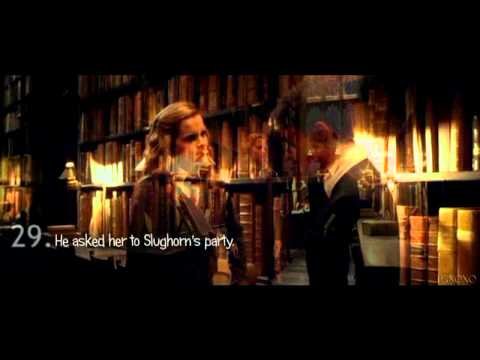 Hermione - What is your reason? Dedicated to all Harry and Hermione shippers. This video... Let me tell you, was a BIG HUGE PAIN! It was originally supposed to be a Val...