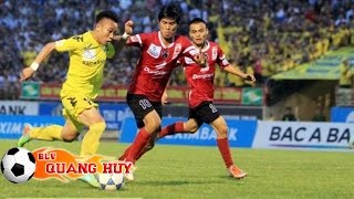 V-League 2015: Hà Nội T&T Vs Đồng Tâm | Highlight, công phượng, u23 việt nam, vleague