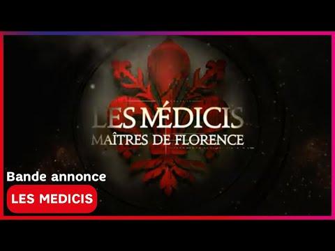Médicis : Les Maîtres de Florence - Bande-annonce (VOSTFR)