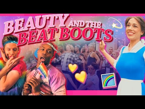 Video Beauty And The Beat Boots by Todrick Hall download in MP3, 3GP, MP4, WEBM, AVI, FLV January 2017