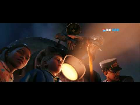 {6} Caribou Conversation: The Polar Express (2004) - THAT SCENE
