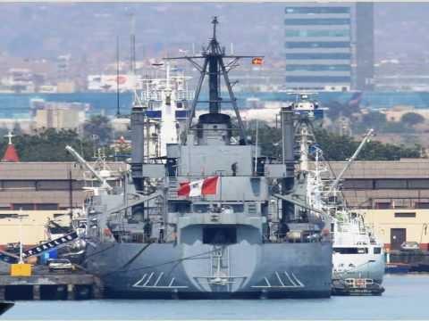 Marina De Guerra Del Perú 2014