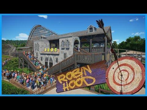 Robin Hood!: Recreation | Coaster Spotlight 539 #PlanetCoaster