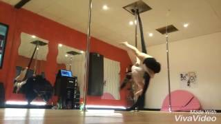 Pole Silks - V/twisted Grip