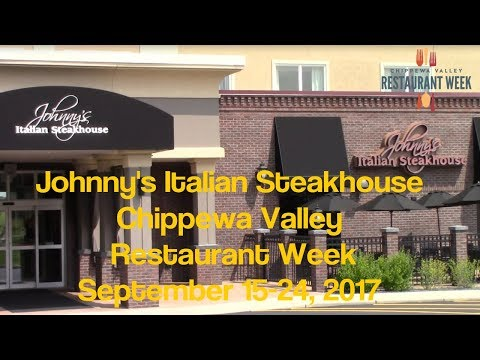 Johnnys Italian Steakhouse - Chippewa Valley Restaurant Week - Eau Claire WI - Sept 2017