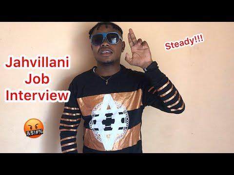 Jahvillani Job Interview   @nitro__immortal