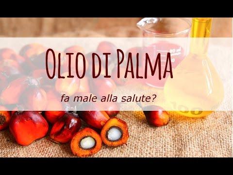 l'olio di palma fa davvero così male?