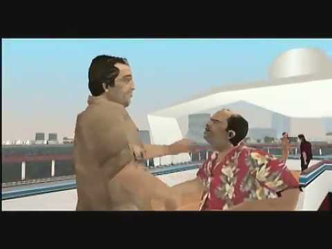 vice city - Grand Theft Auto Trailer.