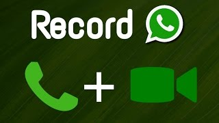 Video How To Record WhatsApp Calls, Video Call, Voice Call or Chats on Android or iPhone MP3, 3GP, MP4, WEBM, AVI, FLV September 2018