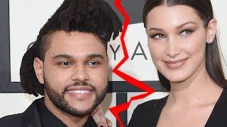 Video Bella Hadid & The Weeknd BREAKUP!? MP3, 3GP, MP4, WEBM, AVI, FLV Juni 2018