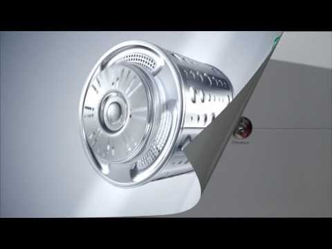 LG 6 Motion Direct Drive Washing Machines -- Front Loader