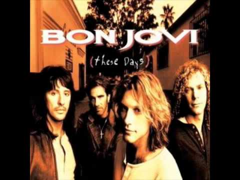 BON JOVI - All I Want Is Everything (audio)