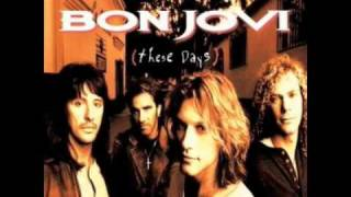 Download Lagu Bon Jovi - All I Want Is Everything [These Days Outtake] Mp3