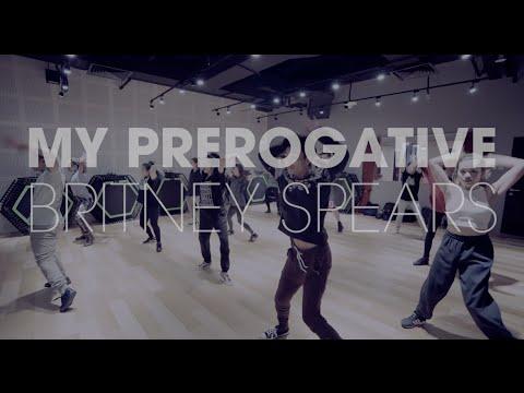 My Prerogative - Britney Spears / Amin Waacking Choreo