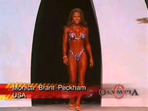 Моника Брант на 2006 Figure Olympia