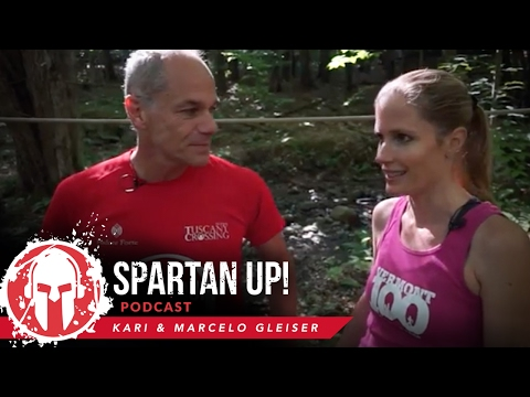 130: Kari & Marcelo Gleiser | Theoretical Physics, Psychology and Obstacle Racing (видео)