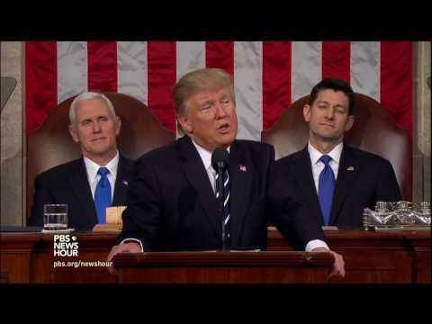Trump: Tonight begins a new chapter of American greatness