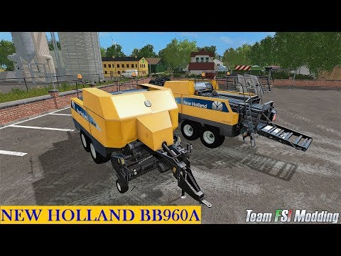 New Holland Big Baler 960A v1.0.0.0